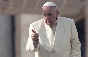 """Jeśli to robisz, """"jesteś stracony"""". Papież ostrzega przed działaniem szatana"""