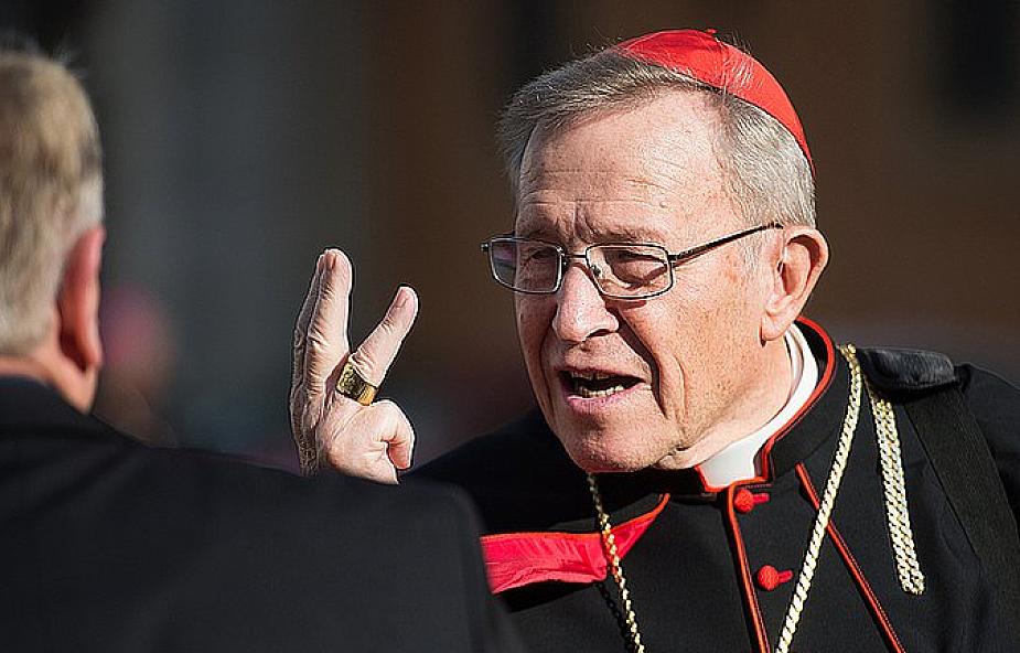 """Kard. Kasper broni papieża w debacie wokół modlitwy """"Ojcze nasz"""""""