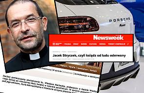 Ks. Jacek Stryczek odpowiada na zarzuty publicysty Newsweeka