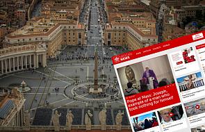 Już jest nowa strona internetowa Watykanu. Serwis skoncentruje się na 4 dziedzinach