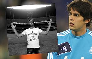 Kaká rezygnuje z kariery piłkarza i dziękuje Bogu za to, że zawsze jest przy nim