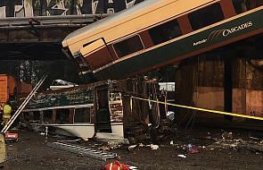 USA: katastrofa kolejowa, co najmniej trzy ofiary śmiertelne