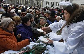 W 18 miastach w Polsce ubodzy i bezdomni spotkają się przy wigilijnym stole