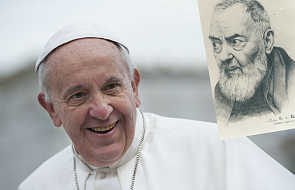 Papież Franciszek odwiedzi Ojca Pio