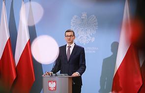 Morawiecki: chcemy prowadzić dialog z KE i jednocześnie reformować sądownictwo