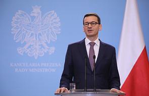 """Morawiecki: od stycznia """"antysmogowe"""" taryfy na energię elektryczną"""
