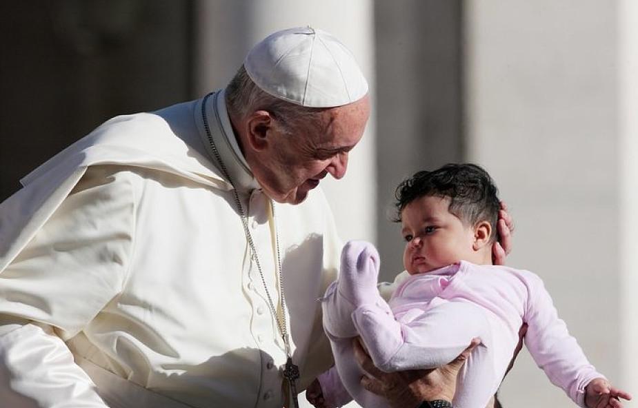 Papież przypomniał pierwszy Boży nakaz skierowany do człowieka