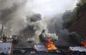 Honduras: władze wprowadziły stan wyjątkowy po wyborach prezydenckich