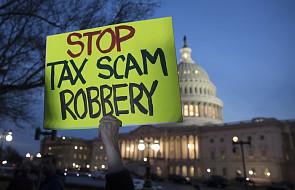 Reforma systemu podatkowego w USA o krok od wejścia w życie
