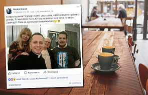 W Łodzi powstaje chrześcijańska kawiarnia. Pomaga Wojciech Modest Amaro, a abp Ryś wymyśla nazwę dla pizzy