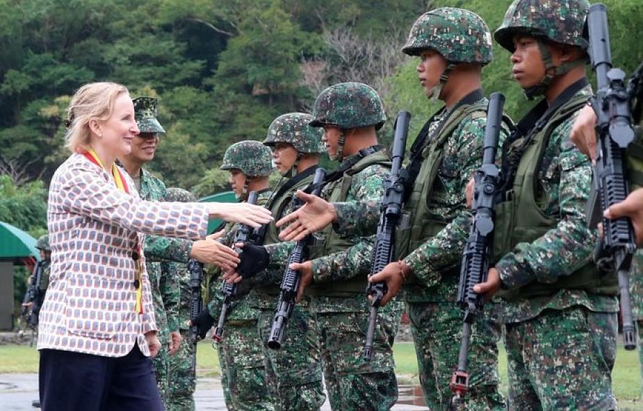 Prezydent Filipin ogłosił jednostronny rozejm na okres świąt