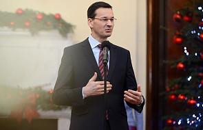 Morawiecki: w dialogu między Warszawą a KE potrzebujemy otwartości i uczciwości