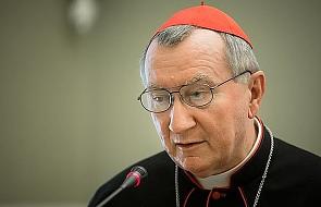 Kard P. Parolin: Stolica Apostolska opowiada się za międzynarodowym statusem Jerozolimy