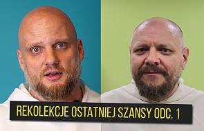 Adwentowe Rekolekcje Ostatniej Szansy z Adamem Szustakiem OP i Tomaszem Nowakiem OP