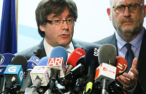 Carles Puigdemont proponuje spotkanie premierowi Hiszpanii