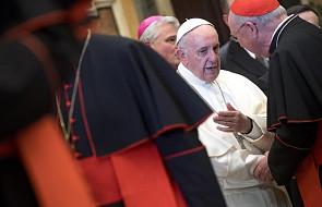 Papież Franciszek przyjął założyciela Wspólnoty Sant'Egidio (św. Idziego)