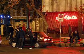 Iran: aresztowano 230 młodych ludzi na imprezach tanecznych z alkoholem