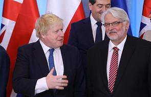 Waszczykowski o decyzji KE: wpisuje się w kampanię wymierzoną w polski rząd