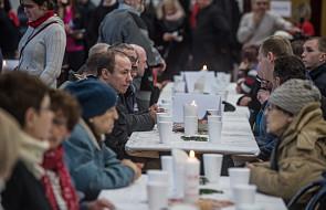 Kielce: ponad 400 osób usiadło do wieczerzy wigilijnej z księżmi biskupami
