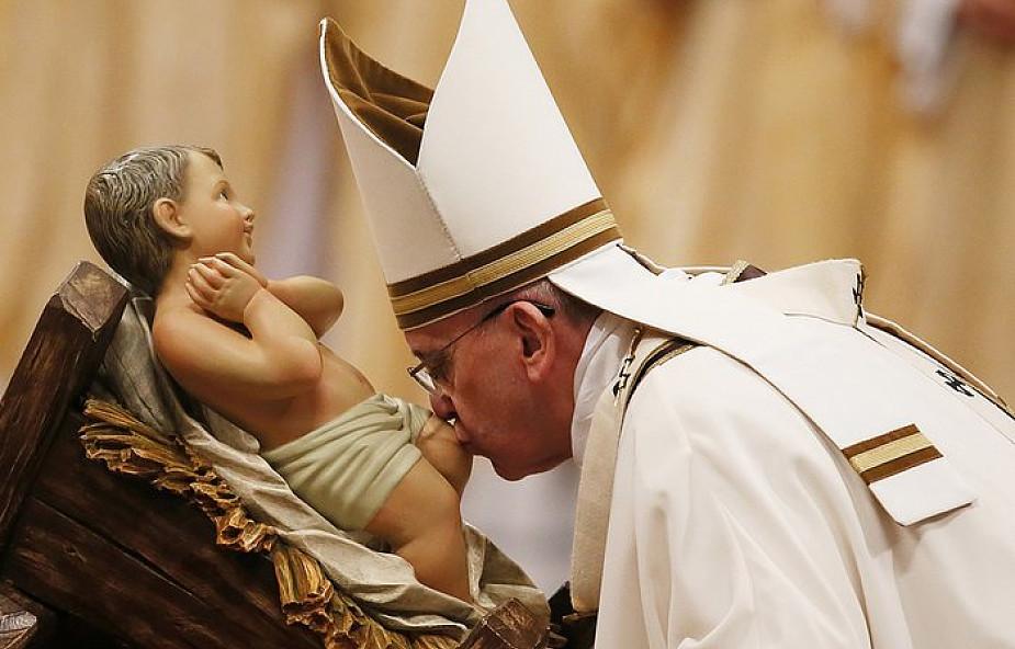 Papieskie ceremonie w okresie Bożego Narodzenia