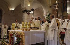 Ziemia Święta: wjazd abp. P. Pizzaballi do Betlejem rozpoczął uroczystości Bożego Narodzenia