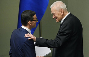 Niespodziewana wypowiedź ojca premiera Morawieckiego ws. przyjęcia uchodźców