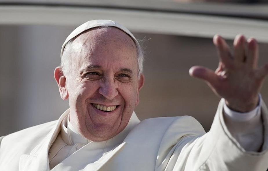 Papież Franciszek wybrany człowiekiem roku 2017