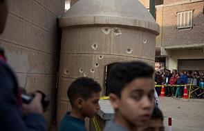 Egipt: terroryści znów zaatakowali. 10 ofiar zamachu na kościół koptyjski