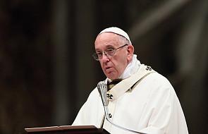 """Papież apeluje do teologów. """"Uprawiajcie teologię wynikającą ze spotkania z Jezusem"""""""