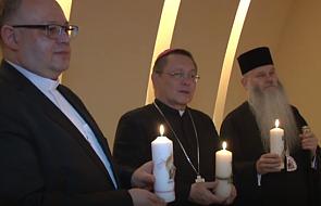 Biskup katolicki, prawosławny i ewangelicko-augsburski spotkali się w Łodzi. I wsparli Caritas