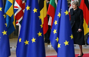 W.Brytania: premier May złożyła Brytyjczykom życzenia noworoczne