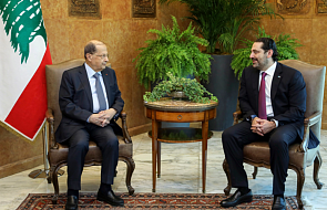 Liban: premier Saad Hariri formalnie wycofał dymisję