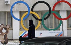 Reprezentacja Rosji wykluczona z zimowych igrzysk olimpijskich w Pjongczangu