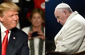 Papież o decyzji Trumpa: nie mogę tego przemilczeć