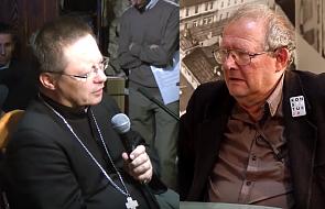 Adam Michnik i abp Ryś rozmawiali o antysemityzmie