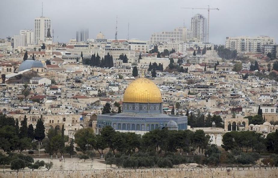 Szef MSZ: W. Brytania zaniepokojona planami Trumpa dotyczącymi Jerozolimy
