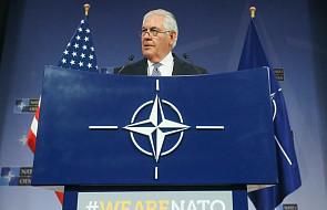 NATO: kontynuujemy walkę z terroryzmem i politykę otwartych drzwi