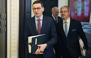Nieoficjalnie: wotum zaufania dla rządu Morawieckiego - we wtorek