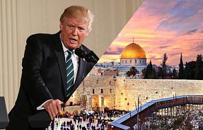 Chrześcijańscy zwierzchnicy zareagowali na decyzję Trumpa. Czy Jerozolima powinna być stolicą Izraela?