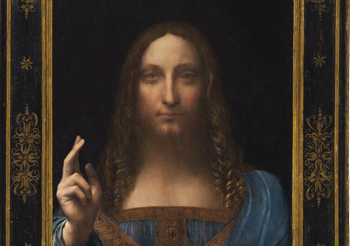 To najdrożej sprzedany wizerunek Jezusa Chrystusa w historii - zdjęcie w treści artykułu