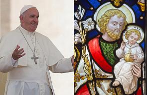 Zaskakujący sposób Franciszka na modlitwę do św. Józefa