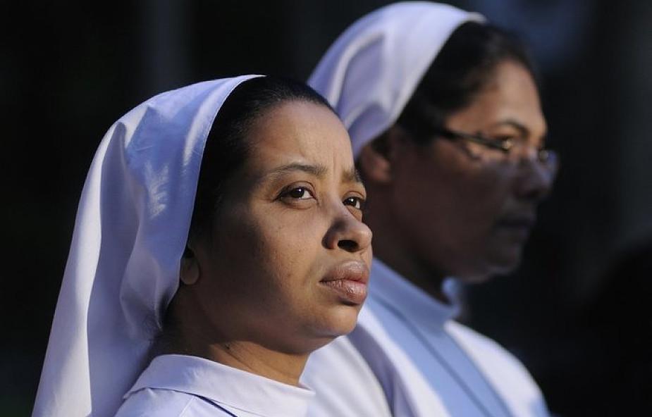 Islamiści uprowadzili zakonnicę z Kolumbii