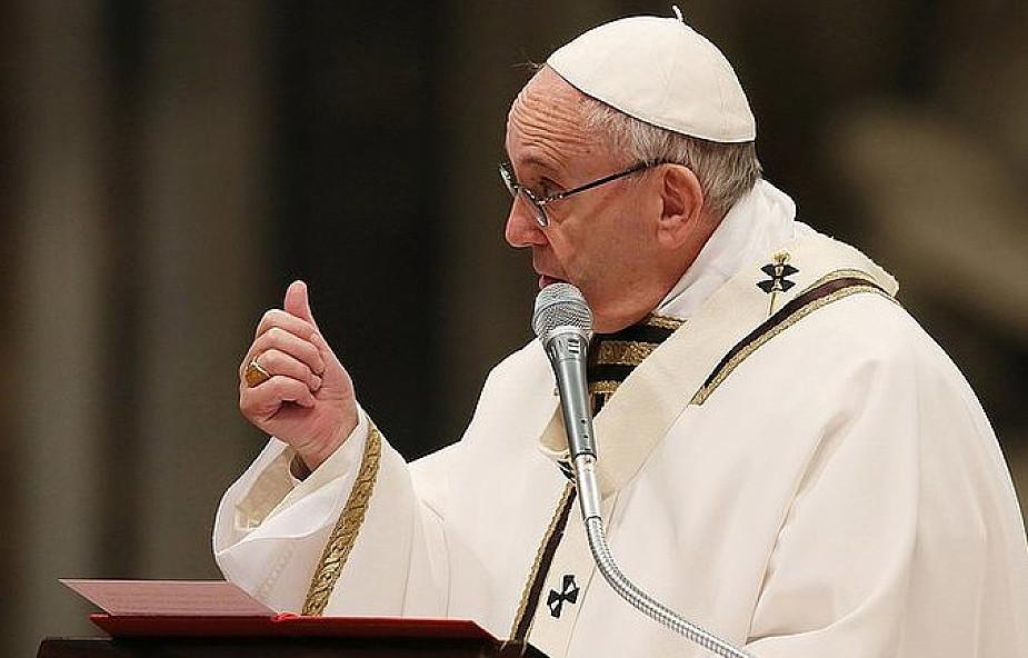 Papież: w pokusie trzeba się modlić, a nie dialogować z diabłem