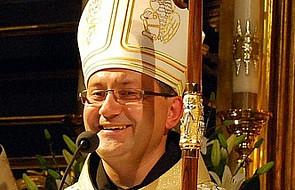 Bp Muskus spotkał się z chorymi w Kalwarii Zebrzydowskiej