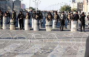 Irak: zabici w starciach demonstrantów