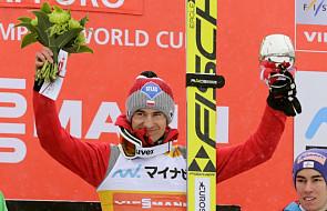 Kamil Stoch wygrał konkurs w Sapporo