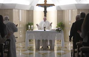 Franciszek przybył pożegnać byłego generała Jezuitów