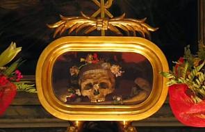 Ceremonia miłości przy grobie św. Walentego