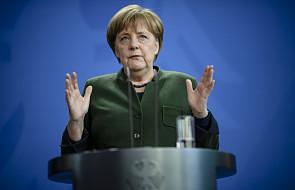 Merkel zapowiada szybkie odsyłanie imigrantów do Tunezji