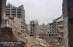 Aleppo wciąż potrzebuje naszej pomocy